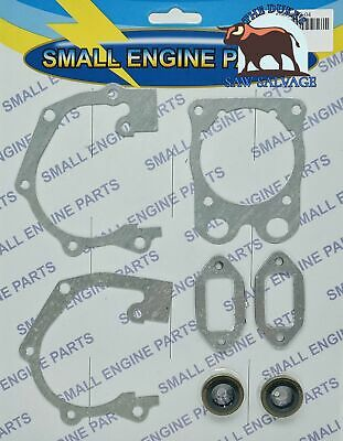 The Dukes Gasket And Oil Seal Set Fits Husqvarna K750 K760