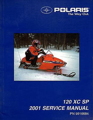 manuals polaris service manual trainers4me 2001 polaris 120 xc sp service manual p n 9916684 626