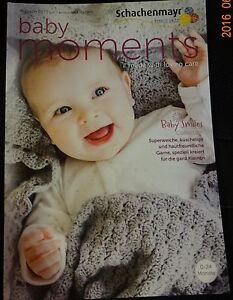 Schachenmayr Baby Magazin 017 Baby Smiles Handarbeiten Strickheft Magazin