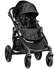 Baby Jogger City Select All Terrain Single Stroller Black Frame Black NEW