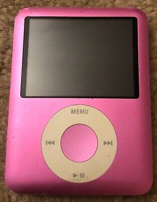 Apple iPod nano 3rd Generation Pink (8 GB) Tested