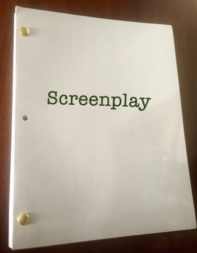 MAXIMUM OVERDRIVE 1986 Movie Script Screenplay by Stephen King