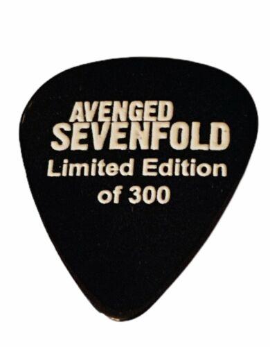Avenged Sevenfold guitar pick Shadows Rev Johnny Christ Vengeance earrings vtg 1