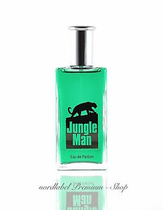 LR Jungle Man Eau de Parfum EDP 50 ml NEU & OVP!
