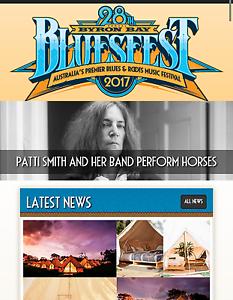 BYRON BAY BLUESFEST 2017!!!! Central Coast NSW Region Preview