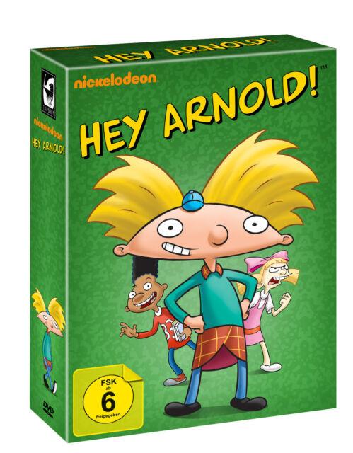 Hey Arnold! - Die komplette Serie (12 DVDs)
