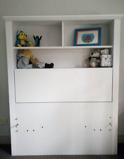 Bed Head only for kid bed - Single Size - Free