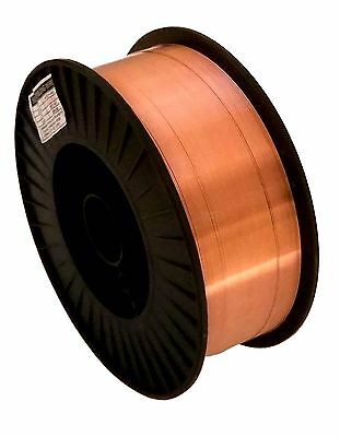 44 Lb Roll .035 Mig Welding Wire Er70s-6 .9mm Spool