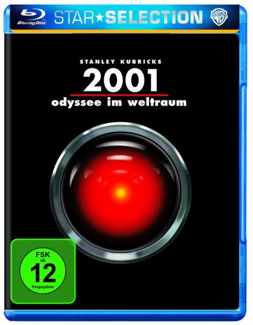 2001 Odysse im Weltraum  Neu+in Folie 1xBlueray-Disc #L2