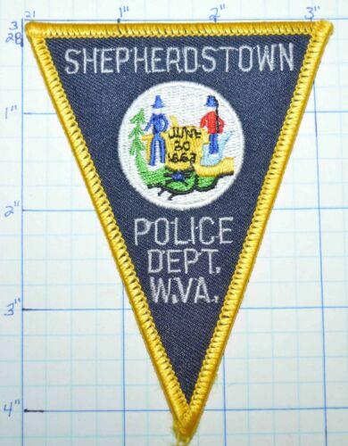 WEST VIRGINIA, SHEPHERDSTOWN POLICE DEPT PATCH