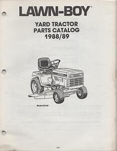 Lawn Boy Manual Ebay