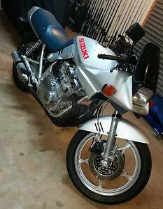 Suzuki Katana 1981 750 fully original unrestored Port Macquarie Port Macquarie City Preview