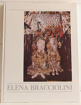 ELENA BRACCIOLINI Dipinti costumi gioielli giochi fotogafici Abete 1986