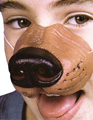 Dog Nose Mask (DOG NOSE WITH ELASTIC COSTUME)