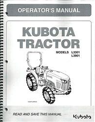 Kubota L3301 Farm Tractor | Kubota Farm Tractors: Kubota