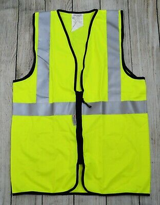 My Choice Stuff Mens Bird Eye Hi Viz Top High Visibility Reflective Crew Neck Work Wear T Shirt Small//4X-Large