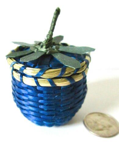 Little Blueberry Basket - Pam Outdusis Cunningham: Penobscot