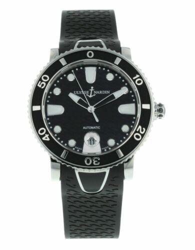 Ulysse Nardin Lady Marine Diver Ladies 40mm Automatic Watch 8103101302