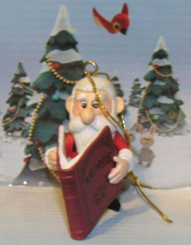 Santa Claus is Coming to Town by Rankin and Bass Dingle Kringle Elf Toy Maker