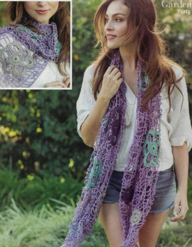 PATIO SHAWL SCARF WOMEN