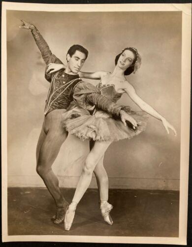 ballet ballerina photo Mary Ellen Moylan & Danielian Ballet Russe de Monte Carlo