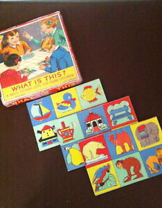 1950s Children's Game