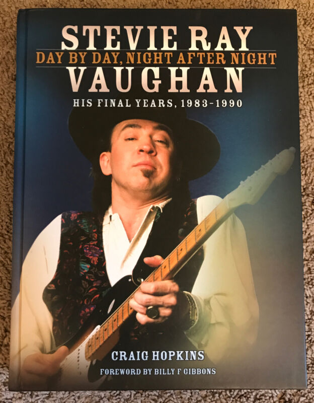 Stevie Ray Vaughan Day by Day Night After Night His Final Years 1983-1990 NEW CD