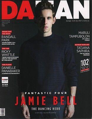 Da Man Indonesian Fashion Mag June July 2015 Jamie Bell 070518DBF