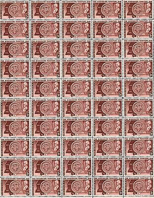 1948 - MISSISSIPPI - #955 Full Mint -MNH- Sheet of 50 Postage Stamps