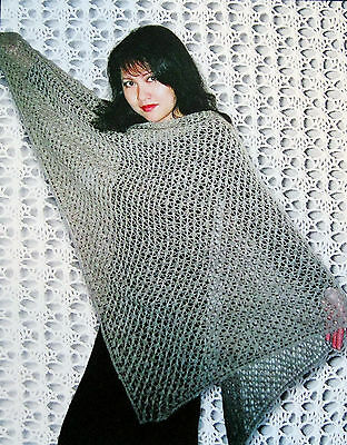 Charlotte's Easy Lace Shawl To Knit By Lily Chin Fiber Trends