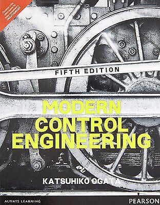 New-Modern Control Engineering by Katsuhiko Ogata-5ed-International Edition