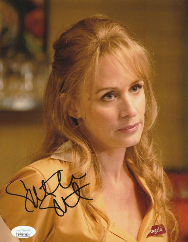 Samantha Smith Autograph 8x10 Photo Supernatural Mary Winchester Signed JSA 4
