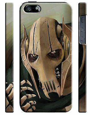 Star Wars General Grievous Iphone 4s 5 6 7 8 X XS Max XR 11 Pro Plus Case 160