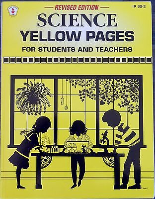 Teachers Stuff (Science Yellow Pages, Rev. Edition For Students & Teachers From Kid's)