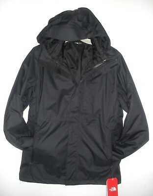Mens Down Triclimate Jacket - THE NORTH FACE MENS ALTIER DOWN TRICLIMATE JACKET -A33PQ-  BLACK -S,M,L,XL, XXL