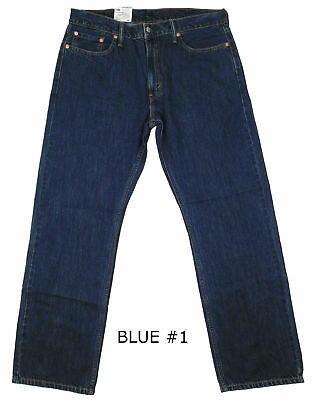 Levis 514 Mens Jeans Slim Fit Straight Leg ~~ Blue, Black, Gray ~~ New With Tags