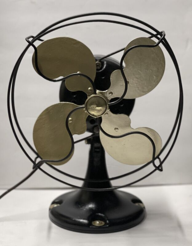 Vintage Emerson Jr St.Louis, New York Desk Fan
