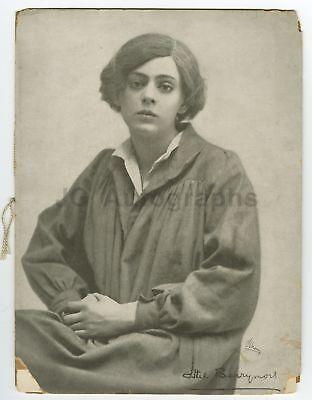 Ethel Barrymore - Classic American Actress - 1903 Original Souvenir Folio Book
