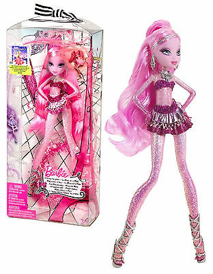 Barbie Fashion Fairytale Flairies Shyn'E Flairy Doll  Girl Toy NEW T2565
