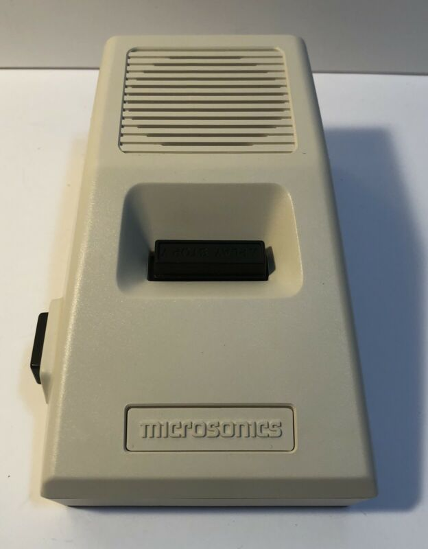 Audible Audubon Player Microsonics EB-6 Microphonograph, Cards, Paperwork READ