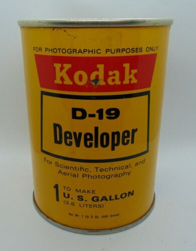 Kodak D19 Developer for Alternative photography - Makes One Gallon