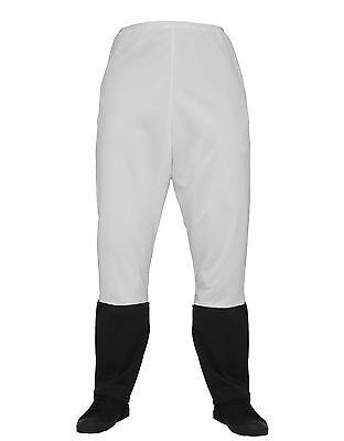 Adults Unisex Jockey Trousers One Size Fancy Dress Horse Racing Jodhpurs Pants