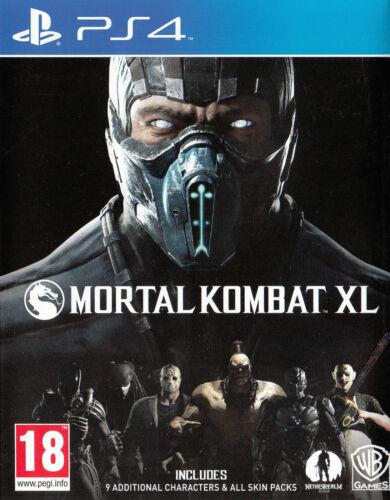 Mortal Kombat XL PlayStation 4 1000588321