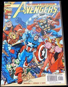 Marvel Comics 1998 THE AVENGERS #1 Near Mint NM Captain America THOR Iron Man