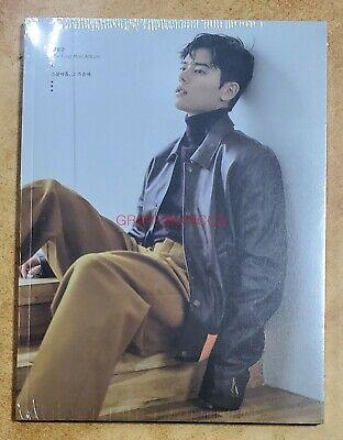 DONG JUN KIM ZE:A 스물아홉, 그 즈음에 1st mini Album K-POP CD + FOLDED POSTER SEALED
