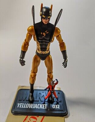 """Marvel Universe Yellow Jacket 3.75"""" inch Action Figure LOOSE #032 Ant-Man"""
