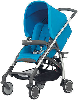 Inglesina Lightweight Compact Pushchair Blue