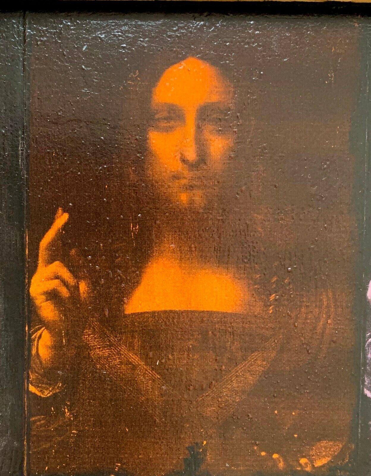 Salvator Mundi  - $495.00