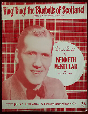 Kenneth McKellar Ring! Ring! The Bluebells of Scotland 1956
