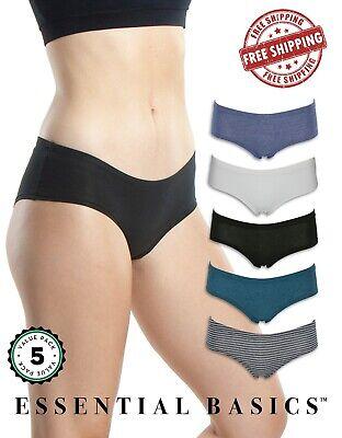 Women's BoyShorts Underwear Panties | Comfortable Fit | S M L XL | Lot of 3-10 - Boyshort Underwear